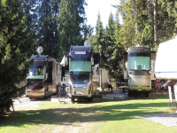 Salmon Arm - Cottages and RV